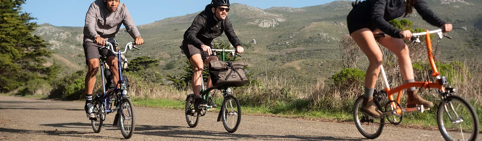 Brompton Bicycle Register Your Bike